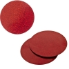 Sequins Hologram 80mm No Hole Round Red